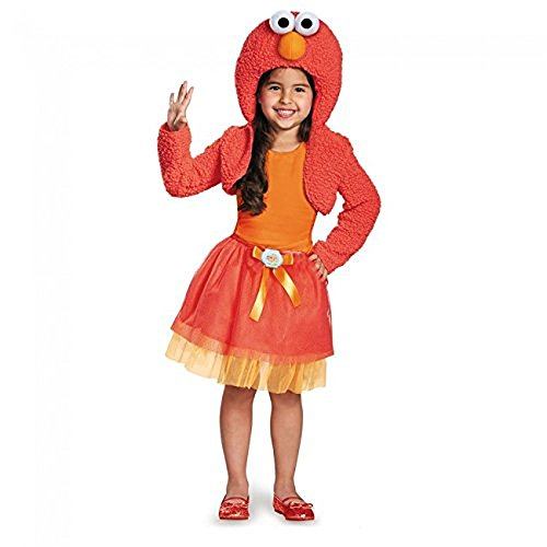 Sesame Street Elmo Child's Costume - Medium (3T-4T)