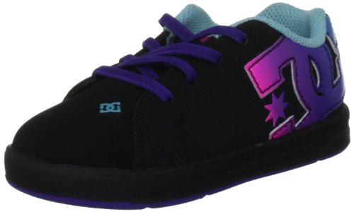 DC Shoes Kids Court Graffik Elastic Ul Classic Boot