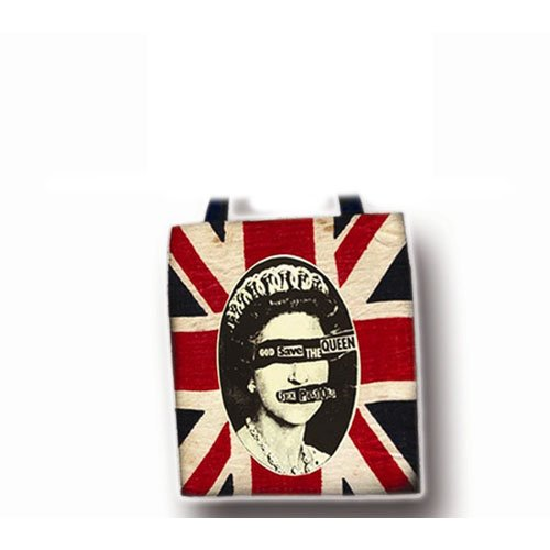 God save the queen sac cabas