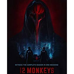 12 Monkeys: Season 3 [Blu-ray]