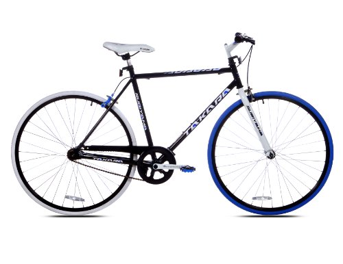 Takara Sugiyama Flat Bar Fixie Bike (700c Wheels, 54cm Frame)