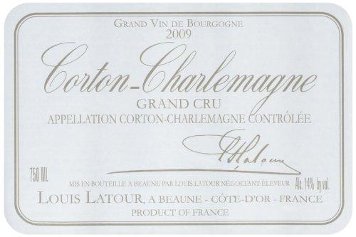 2009 Maison Louis Latour Corton Charlemagne Grand Cru 750 Ml