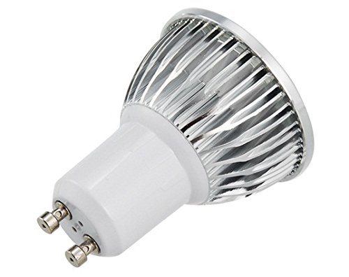 Gu10 5W 85-265V 3200K Warm White 500Lm Cob Led Spot Bulb