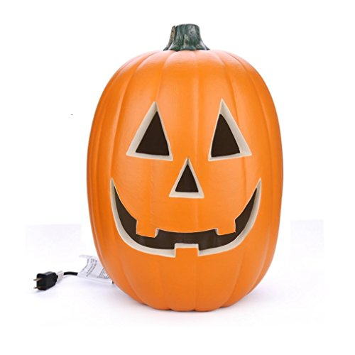 [Halloween Pumpkin, Anxinke Lantern Light Hanging Halloween Props Pumpkin, Halloween Decoration Hard Plastic Lamp Pumpkin] (Novel Halloween Costume Ideas)