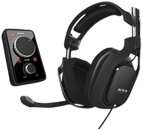 ASTRO Gaming A40 Audio System (Black)