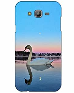 Hugo Samsung Galaxy J7 Back Cover Hard Case Printed