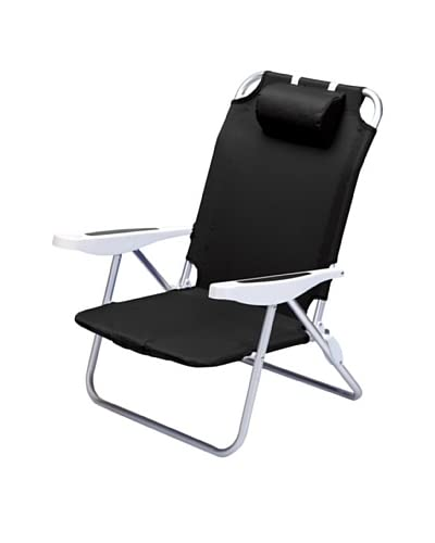 Picnic Time Monaco Folding Beach Chair