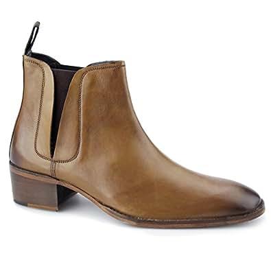Amazon Shoes Uk Cuban Heel Mens