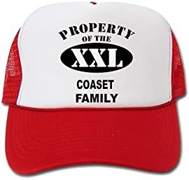 Property of the XXL Coaset Family Hat / Cap