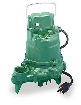 Zoeller BN53 Mighty Mate Sump Pump W/ 15 Ft. Cord & Variable Level Pump Switch 115V 1/3 HP