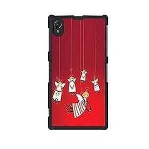 Vibhar printed case back cover for Lenovo K3 Note FlyingAngels
