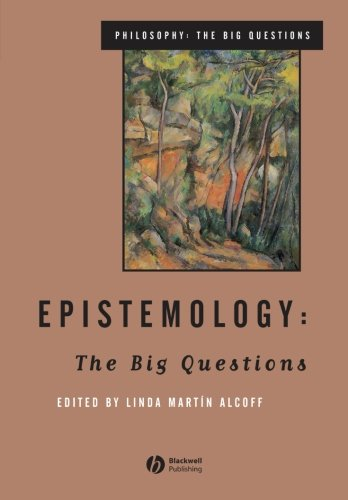 Epistemology: The Big Questions