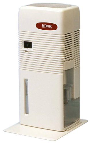 【Amazonの商品情報へ】センタック 押入れ吸湿器(電子吸湿器) ホワイト QS-101