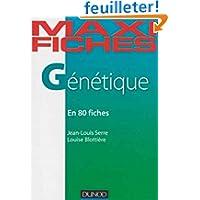 Maxi fiches - Génétique - En 80 fiches