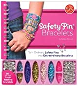 Klutz Safety Pin Bracelets each
