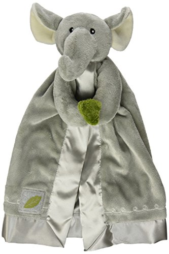 Baby-Aspen-Ekko-the-Elephant-Little-Expeditions-Plush-Rattle-Lovie-with-Crinkle-Leaf-Gray-0-24-Months