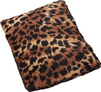 Small Girls Animal Print Fabric Change Purse- Choose from Zebra Leopard or Tiger