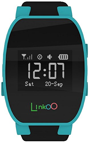 LINKOO Tracker Téléphone Mobile Montre / Bracelet