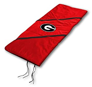 NCAA Georgia Bulldogs MVP Sleeping Bag by Sports Coverage