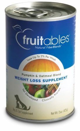 Fruitables Pumpkin & Oatmeal Weight Loss Supplement (12/15-Oz Cans)
