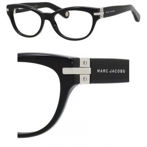 Marc JacobsMarc Jacobs MJ484 Eyeglasses-0807 Black-53mm