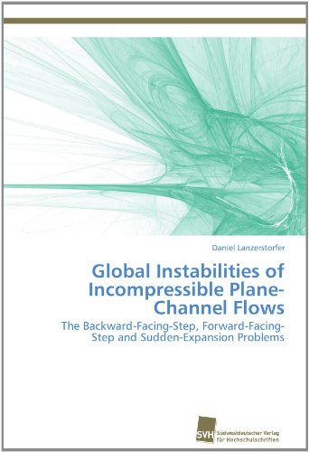 Global Instabilities of Incompressible Plane-Channel Flows: The Backward-Facing-Step, Forward-Facing-Step and Sudden-Exp