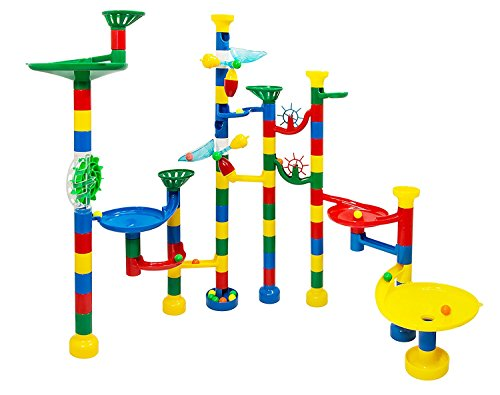 marble-run-deluxe-85-piece-marble-track-game-plus-50-marbles