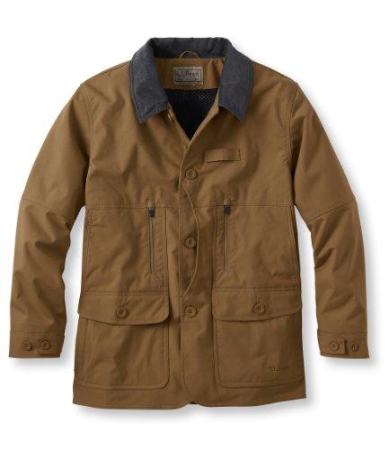 L.L.Bean Men'S Upland Hunter Field Coat Tan X-Large