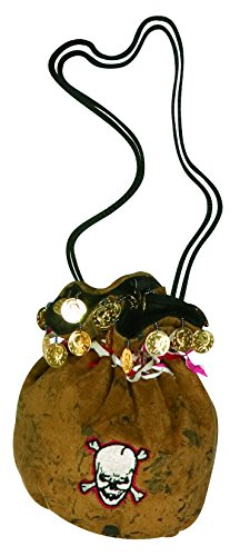 Rasta Imposta Pirate Booty Bag, Brown, One Size
