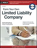 img - for Form Your Own Limited Liability Company [With CDROM]   [FORM YOUR OWN LTD LIAB-7E W/CD] [Paperback] book / textbook / text book