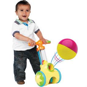 TOMY Pic n' Pop Ball Blaster Baby Toy