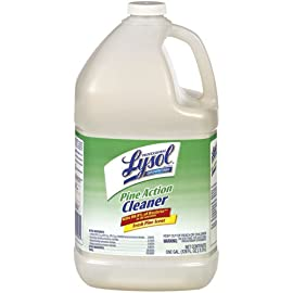 02814 - Professional Lysol Brand II Pine Action Cleaner