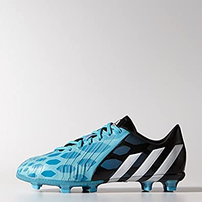 Adidas Predator Instinct Junior Firm Ground Cleats [SOLBLU/FTWWHT/CBLACK] (13K)
