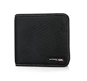 Nintendo 3DS Pull and Go Folio - Black