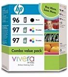 HP 96/97 Ink Cartridge Club Tri Pack