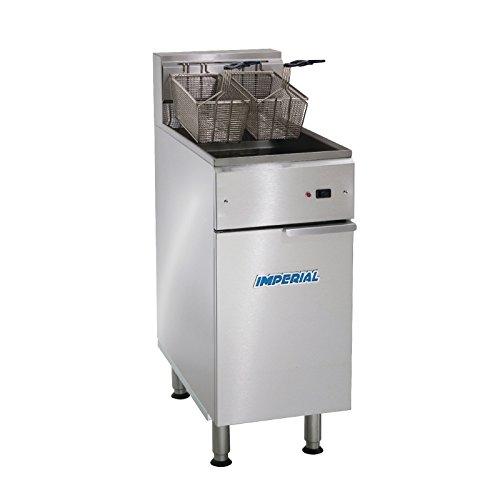 Buy Imperial Floor Standing Electric Fryer IFS-40-E-LOE Electric Floor Standing