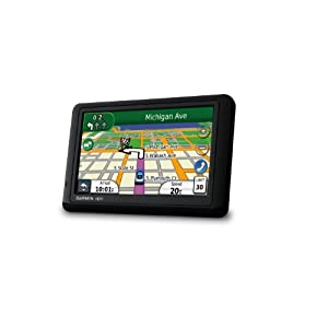 Garmin nvi 1490LMT 5-Inch Bluetooth Portable GPS Navigator
