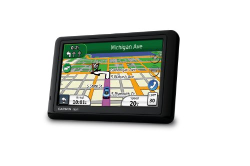 Garmin nuvi 1490LMT 5-Inch Bluetooth Portable GPS Navigator with Lifetime Map and Traffic Updates