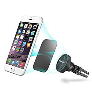 BlitzWolf® BW-MH1 360 Degree Rotation Magnetic Car Air Vent Mount Holder for iPhone Samsung Xiaomi**
