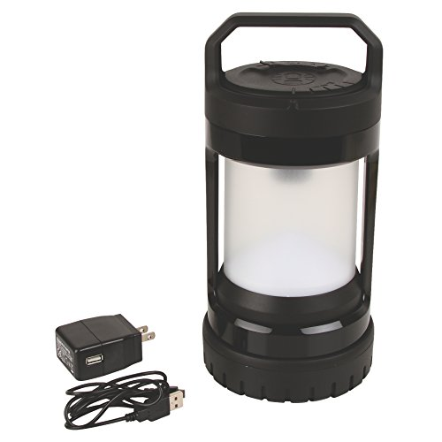 Coleman Divide+ Spin 525 lm Rechargeable LED Lantern with Battery Lock (Coleman Led Lantern Rechargeable compare prices)