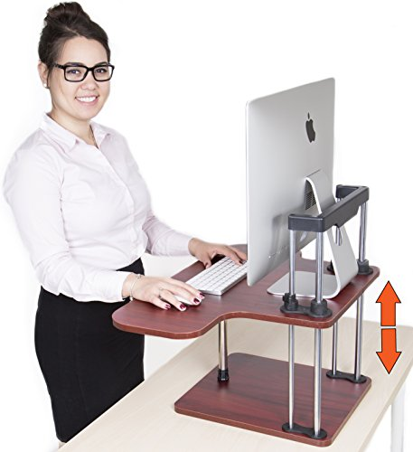 sis surf2 electric height adjustable workstations