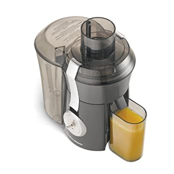 Hamilton Beach Big Mouth Pro Juice Extractor - 67650 Tired of those expensive, sugary juices filled with preservatives and questionable additives? Ready to retire your old juicer and upgrade to something better? The Big Mouth Pro Juice Extracto...