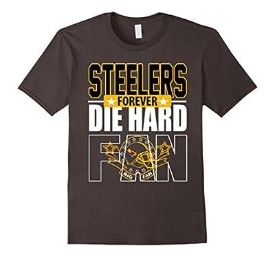 Apparel Sports Gear Football Tshirt Die Hard Steelers Fan
