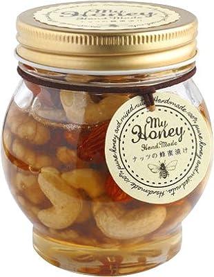ナッツの蜂蜜漬け 200g »