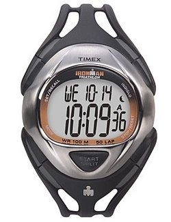 Timex IRONMAN Triathlon Sleek 50-Lap Full-Size