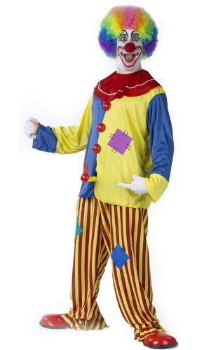 Adult Men's Horny Clown Halloween Costume