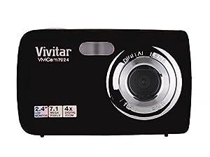 Vivitar 7.1 Megapixel Digital Camera (Black) - Styles May Vary (V7024-BLK )