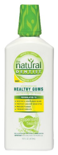 Natural Dentist - Healthy Gums Daily Oral Rinse
