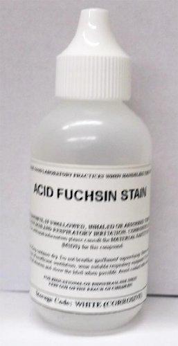 Acid Fuchsin Stain Solution 60Ml (2Oz)