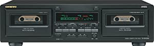 Onkyo TARW255 Dual well Tape Deck (Discontinued by Manufacturer)